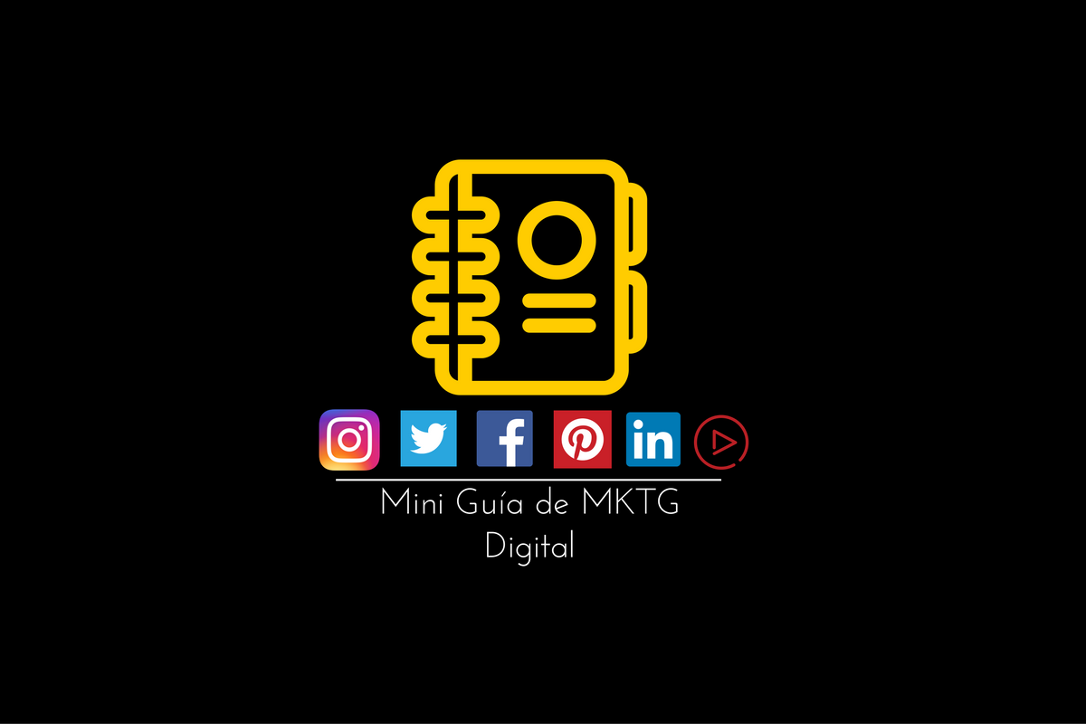 Mini Guía de Términos de Marketing Digital
